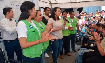 Discapacitados reciben ayuda técnica y beneficios solidarios