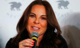 Kate del Castillo denuncia una persecución política por su reunión con El Chapo (Video)