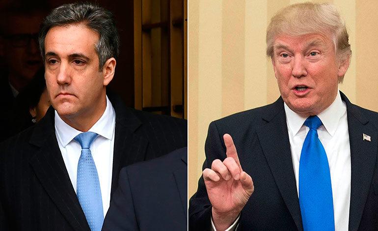 Aplazan dos meses el encarcelamiento del exabogado de Trump, Michael Cohen