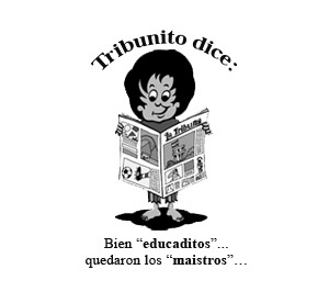 TRIBUNITO DICE..