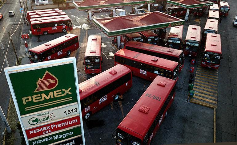 Petrolera mexicana Pemex pierde USD 7.558 millones en 2018