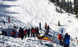 Avalancha sepulta a varias personas en Nuevo México