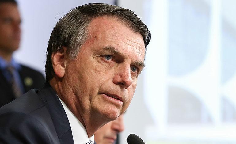 Cae la popularidad de Bolsonaro en Brasil