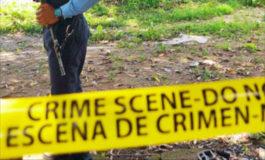 A machetazos matan a mujer en Santa Cruz de Yojoa, Cortés