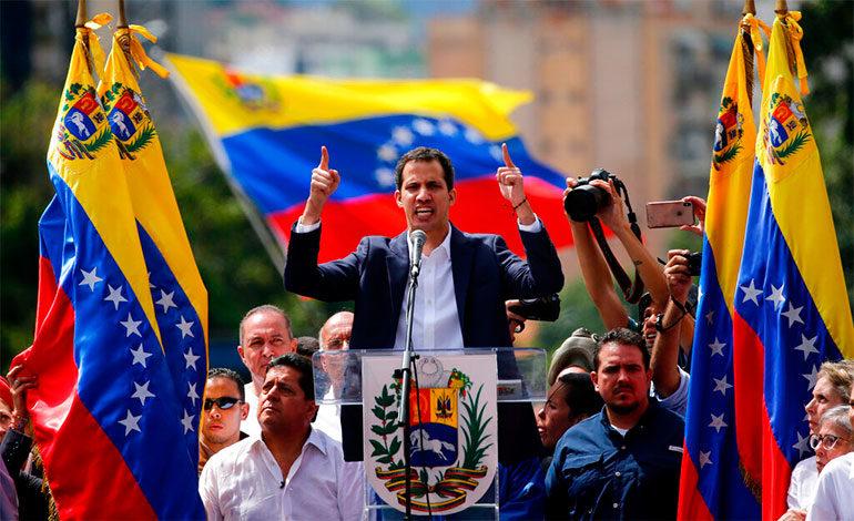 Guaidó se reunirá con Bolsonaro en Brasilia el jueves