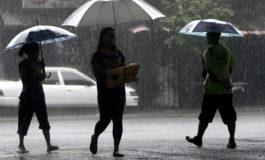 Anuncian lluvias y chubascos en varias regiones del país (Video)