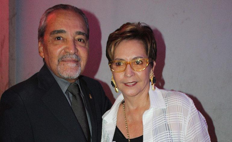 Luciano Duron y Ana Maria de Duron.