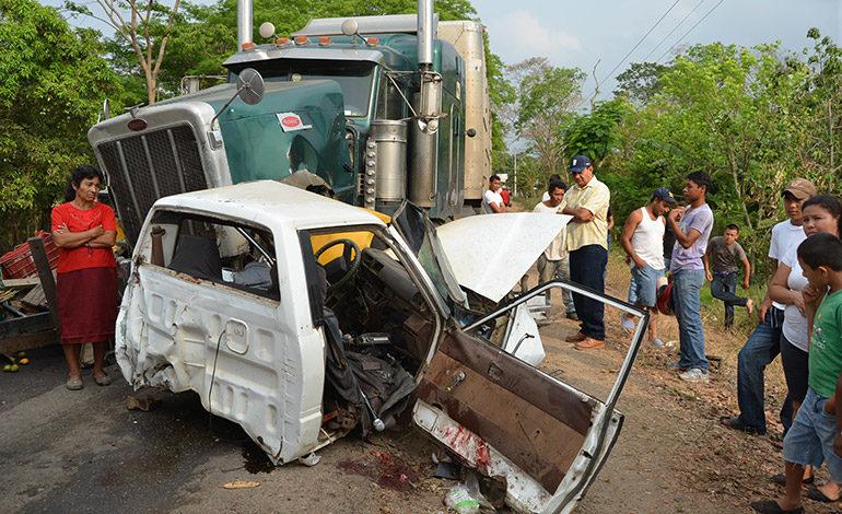 """Por """"ola"""" de muertes en accidentes buscan reformar Ley de Tránsito"""