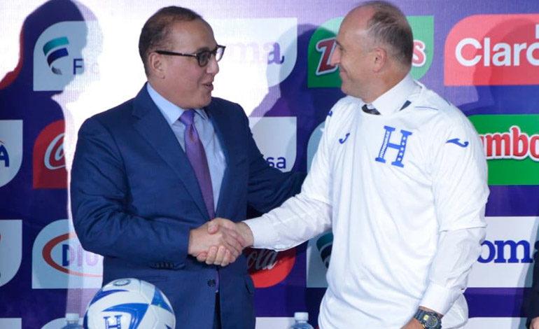 """Javier Atala: """"Coito es el técnico ideal para Honduras"""""""
