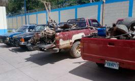 """Desarticulan banda de roba carros """"Los 22R"""" (Video)"""