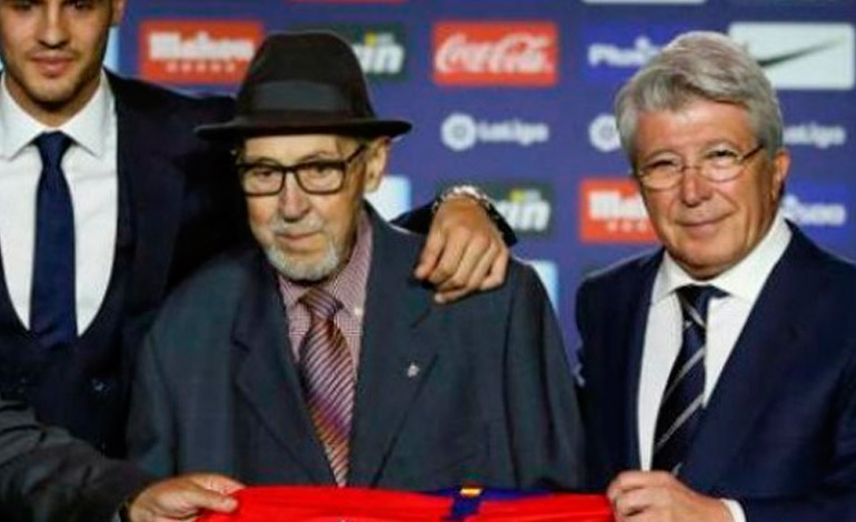 """Atlético rescinde el """"vínculo"""" con Briñas y abre una investigación interna"""