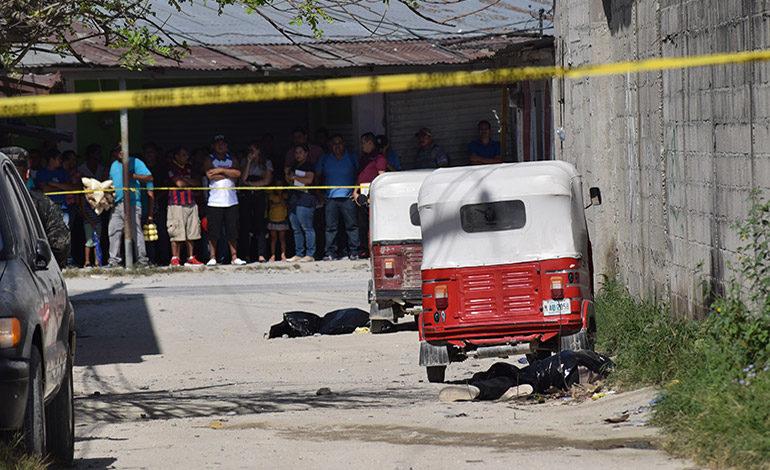 """""""Josecito"""" y """"El Duende"""" detenidos por la muerte de mototaxistas"""