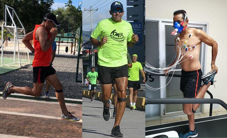 Eduar Raudales representará a Honduras en maratón de Londres