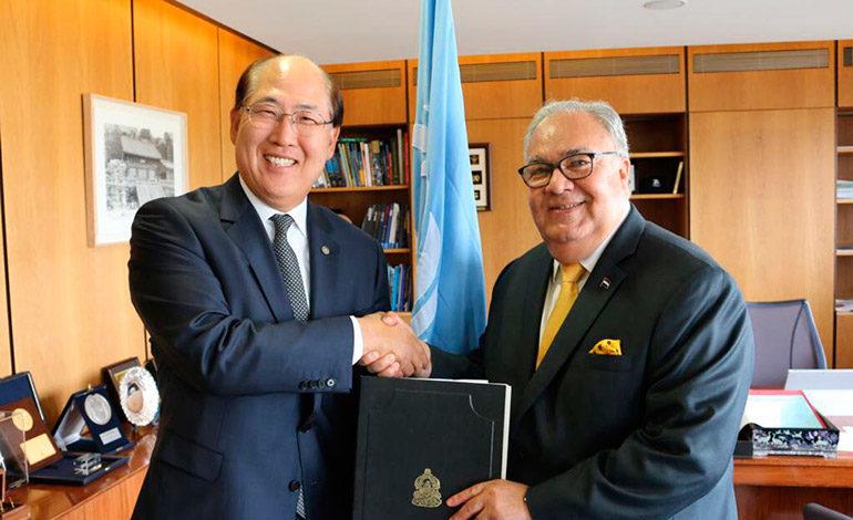 Secretario marítimo internacional supervisará puertos de Honduras