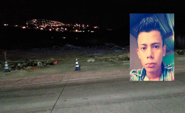 Encuentran encostalado a un joven en Comayagüela