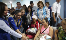 Hospital Gabriela Alvarado tiene moderna Sala de Lactancia