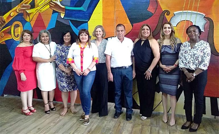 Grupo Jaremar remoza la escuela Luis Landa
