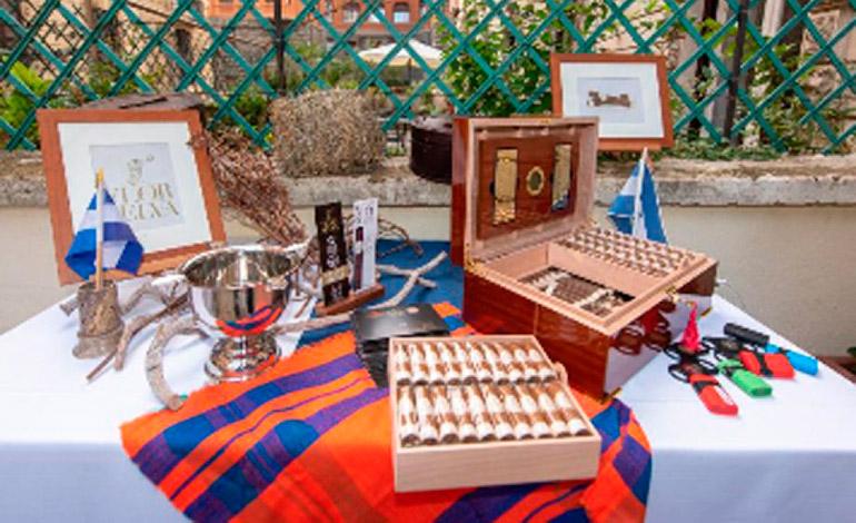 Marca de puros hondureños gana premio internacional