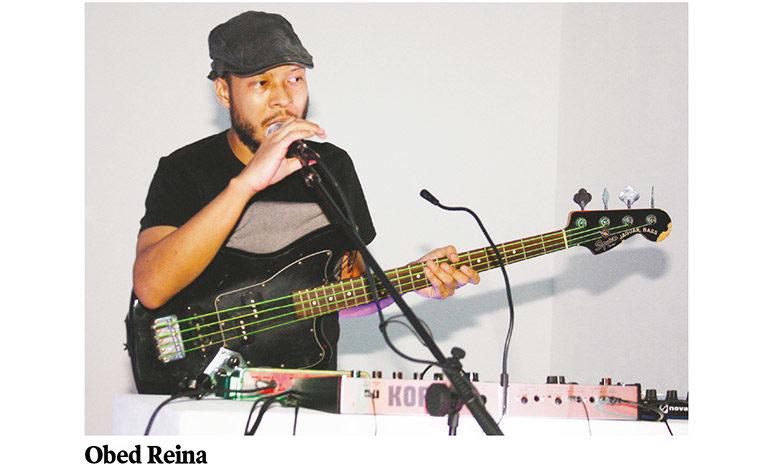 Obed Reina ofrece concierto didáctico