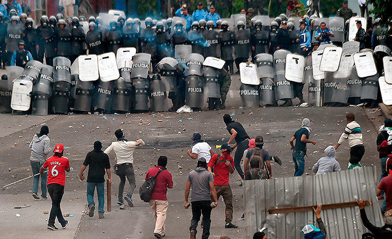 Informe del Relator Especial sobre la situación de los defensores de los DDHH en Honduras