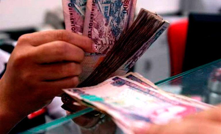 La banca atesora L103 mil millones de liquidez