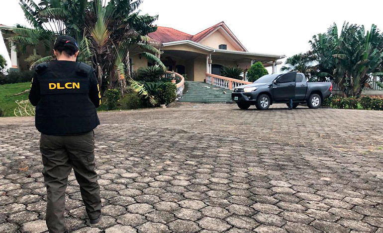Fiscalía asegura bienes del exalcalde de El Paraíso, Copán