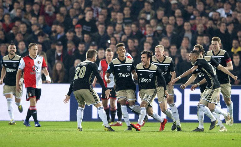 Ajax vuelve a una final de Copa cinco años después