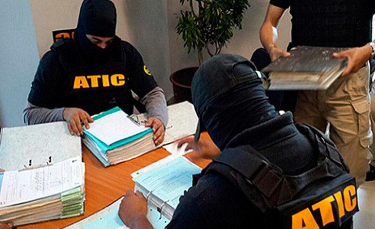 """Ministerio Público y la ATIC le """"caen"""" a la Condepah"""