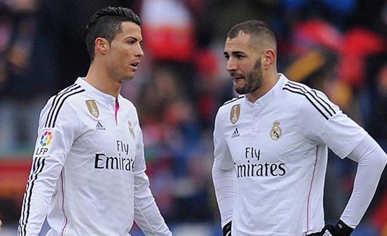 """Benzema: """"Antes jugaba en función de Cristiano, ahora soy yo el líder del ataque"""""""