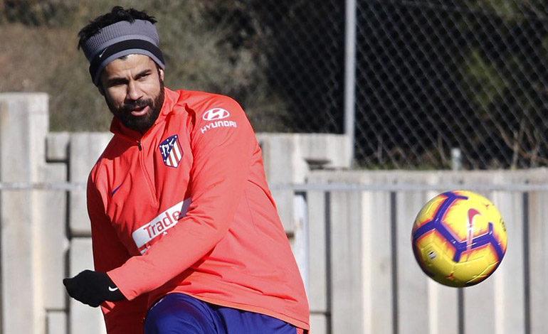 Costa recibe el alta dos meses después de su lesión