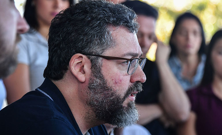 """El canciller de Brasil dice que la """"dictadura de Maduro es la peor del mundo"""""""