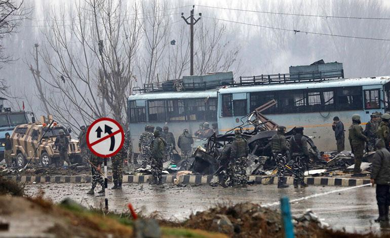 Más de 30 muertos en peor atentado en la Cachemira india en casi dos décadas