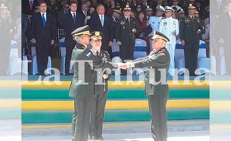 Ascenso de oficiales en las Fuerzas Armadas