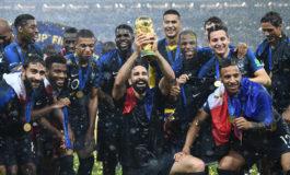 La selección de Francia, mejor equipo del año