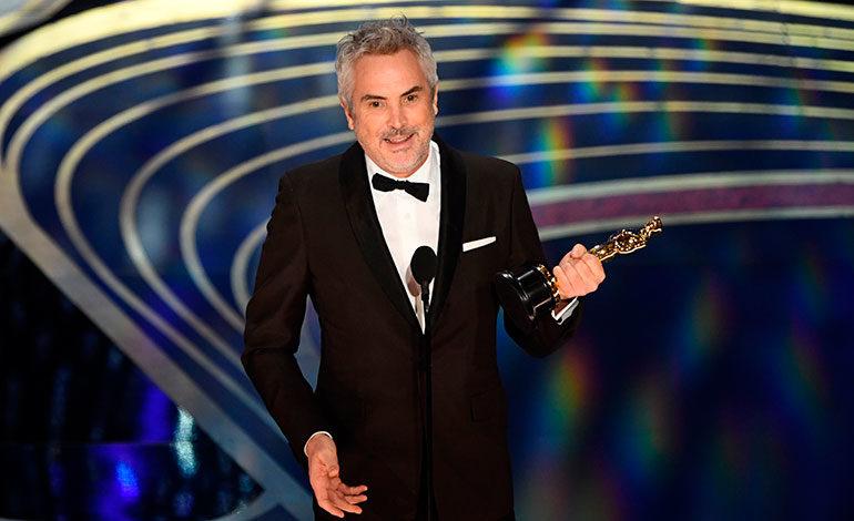 De tiburones, choferes y fronteras: las frases de la gala del Óscar
