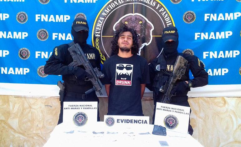 "Por vender drogas atrapan al ""Guato"""