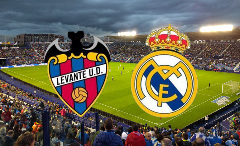 Final: Levante (1) – Real Madrid (2)