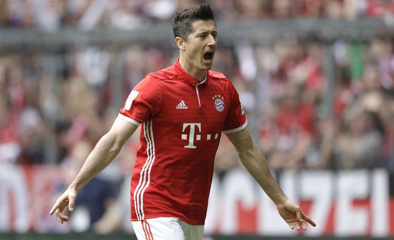 """""""¡Aprendí tanto de él!"""", Lewandowski se reencuentra con Klopp en el Liverpool-Bayern"""