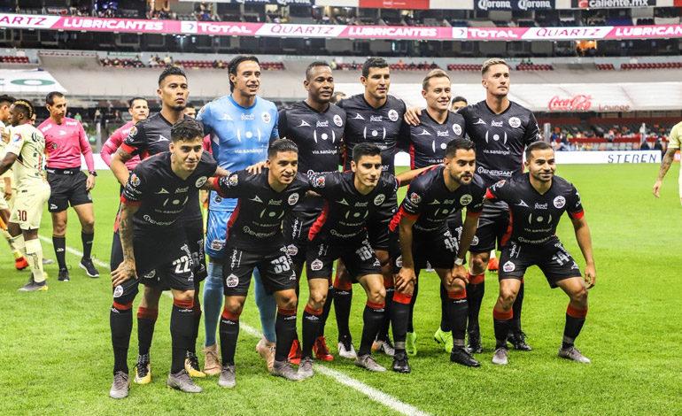 Chirinos titular en derrota de Lobos Buap ante el América