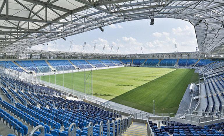 Sub-20 de Honduras jugará en uno de los estadios más moderno de Polonia