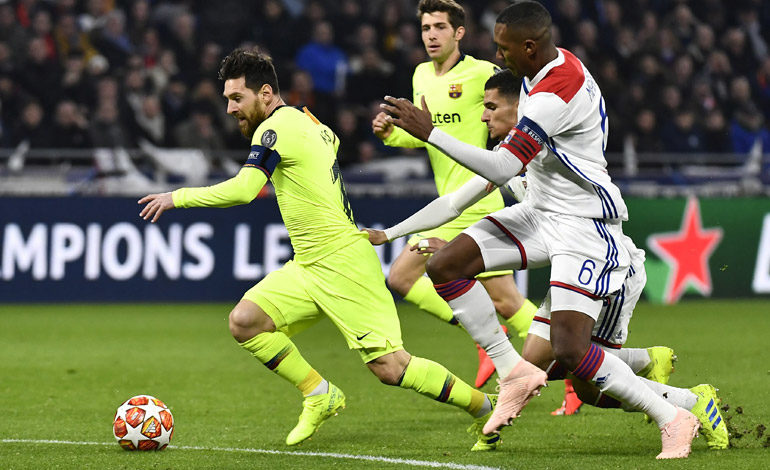 Final: Lyon (0) – Barcelona (0)