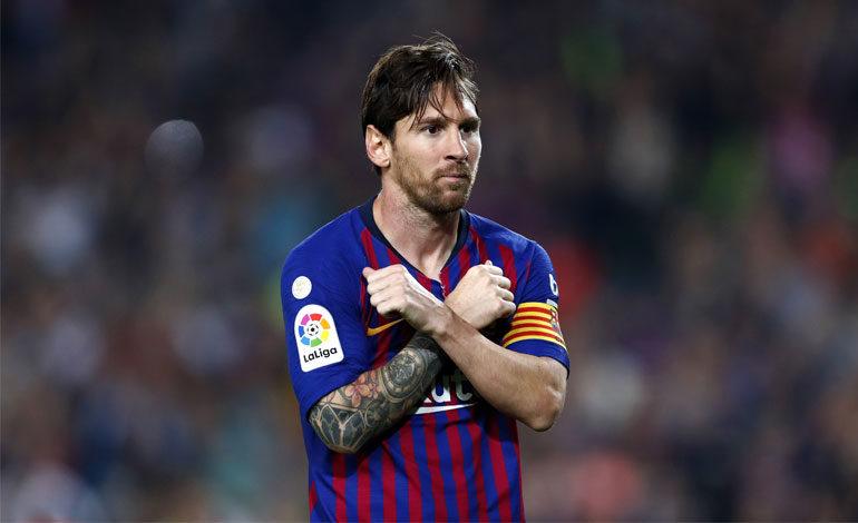 Bartomeu cree que Messi seguirá jugando después de 2021