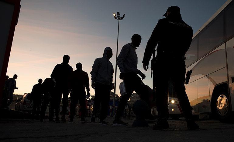 Migrantes cubanos iniciaron revuelta en estación migratoria de Tapachula: INM