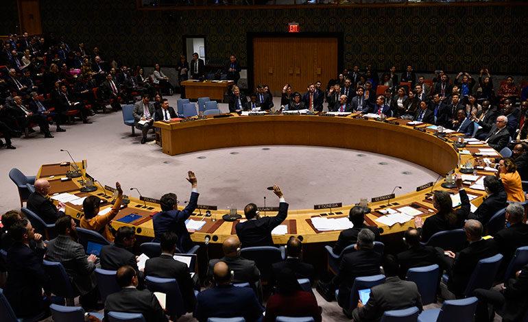 Rusia fracasa en hacer aprobar una resolución sobre Venezuela en la ONU