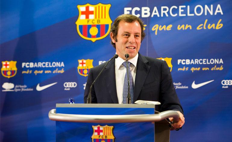 Expresidente del Barcelona comienza su juicio