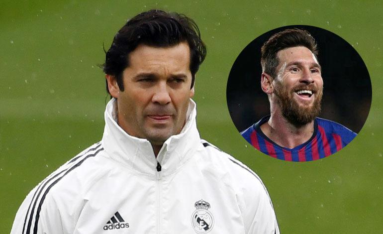 Para el técnico del Real Madrid, Messi no asusta
