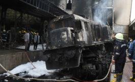 Al menos 20 muertos en un accidente en estación de tren de El Cairo (Video)