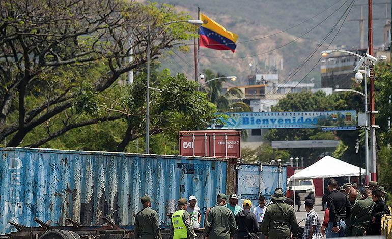China y Rusia se oponen a una acción militar en Venezuela