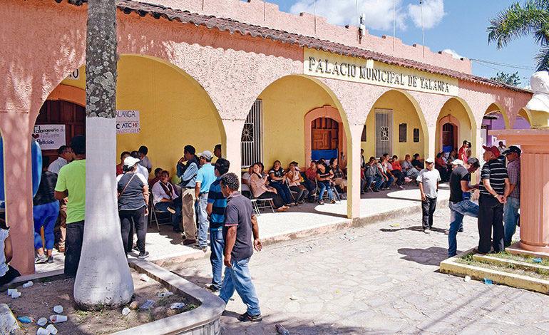 TSC inicia auditoría en alcaldía de Talanga
