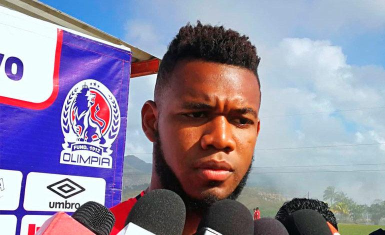 Benguché: Los delanteros de Olimpia tenemos nivel para estar en la seleccción